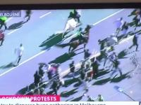 Tysiące Australijczyków wyszły na ulice. Nie chcą już dłużej lockdownu