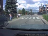 Drastyczny wypadek w Zakopanem