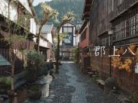 Spacer po dość typowym japońskim 46-tysięcznym miasteczku