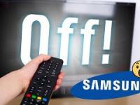Samsung może zdalnie wyłączyć dowolny TV!