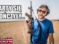 Polski szeryf z USA zabrał nas na strzelnicę