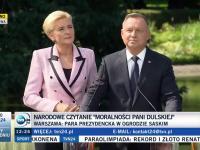 Andrzej Duda w ostrych słowach o Andrzeju Dudzie