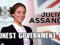 Światowe rządy w szczerej reklamie o Julianie Assange'u