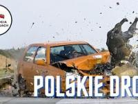Polskie Drogi - Wypadki, kolizje i niebezpieczne zachowania