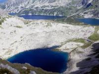 Tatry - z Doliny Roztoki do Doliny Gąsienicowej