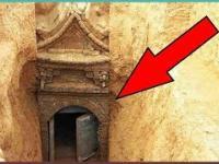 W Chinach odkryto tajemnicze wejście pod ziemię