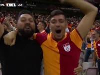 Kuriozalny gol samobójczy w Lidze Europy. Bramkarz Lazio sam wrzucił sobie piłkę do bramki