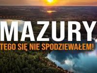 Mazury - rowerem wśród zamków i jezior