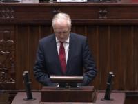 """Jarosław Gowin w Sejmie: """"Polski Ład to wielkie socjalistyczne oszustwo"""""""