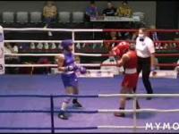 Międzynarodowe Mistrzostwa Śląska Kobiet w boksie 2021 - Natalia Wojciechowska