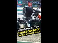 System HALO ratuje Hamiltona