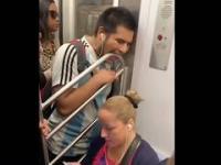 Takie tam dziwne przygody z nowojorskiego metra
