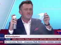 Dziennikarz TVP powtarza legendarny eksperyment doktora Sutkowskiego