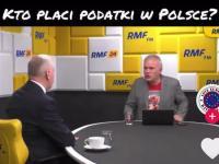 Oto kto płaci podatki w Polsce