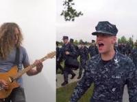 U.S. Navy w połączeniu z metalem
