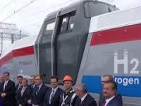 Prezentacja lokomotywy wodorowej PESA - pierwsza taka w Europie!