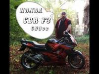 PANCERNA CEBRA - Honda CBR F3 600cc