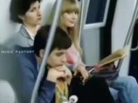 Ludzie z metra robili wszystko aby mu pomóc