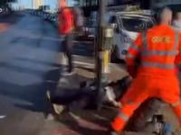 Kierowcy w Wielkiej Brytanii maja już dość plagi protestów ekooszołomów
