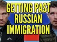 Test przed wpuszczeniem do Rosji