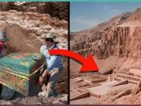 W Egipcie odkryto skrzynię, która zaszokowała naukowców