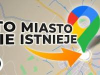 Dlaczego Google Maps stworzyło nieistniejące miasto?