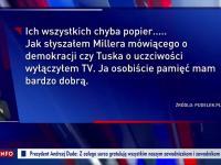 Wiadomości TVP cytują komentarz z Pudelka
