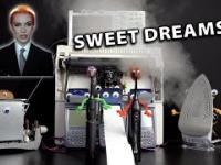Sweet Dreams zagrane na urządzeniach elektrycznych