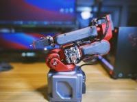 Robot przemysłowy autorstwa jednego Chińczyka
