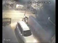 Kradzież BMW X5