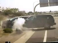 12-latek ucieka SUV-em przed policją, czyli GTA w prawdziwym życiu