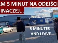 Szef stanowczo z audytorem - fabryka okien w Słupsku