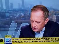 """Dziennikarz masakruje PISowca ws narracji o """"reformie sądów"""""""