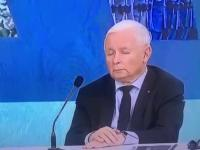 Kaczyński zasypia podczas konferencji