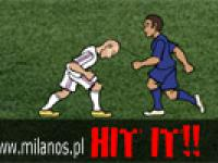 Hit it Zinedine Zidane
