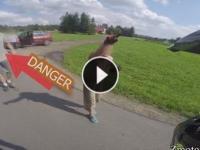 Wściekli Ludzie Atakują Motocyklistów 2 - Agresywni Ludzie vs Motocykliści